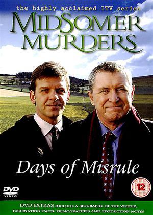 Rent Midsomer Murders: Series 11: Days of Misrule Online DVD Rental