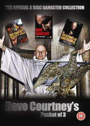 Rent Dave Courtney's Packet of 3 Online DVD Rental