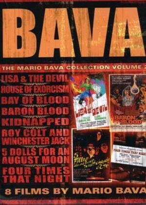 Rent The Mario Bava Collection: Vol.2 Online DVD Rental