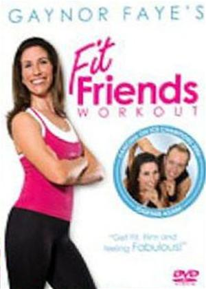Rent Gaynor Faye's Fit Friends' Workout Online DVD Rental