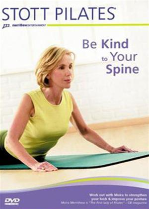 Rent Stott Pilates: Be Kind to Your Spine Online DVD Rental