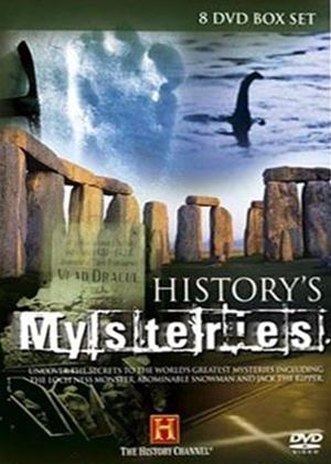 Rent History Mysteries Online DVD Rental