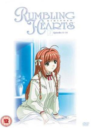 Rent Rumbling Hearts: Vol.3 Online DVD Rental