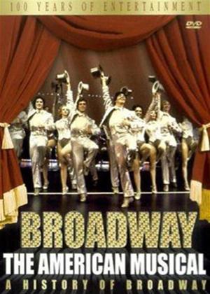 Rent Broadway: the American Musical Online DVD Rental