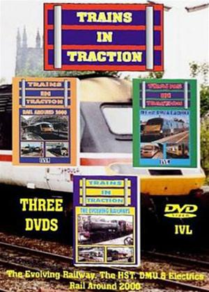 Rent Trains in Traction Online DVD Rental