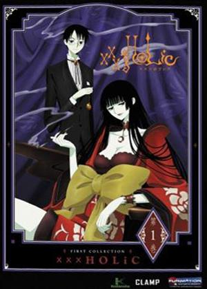 Rent XxxHolic: Series 1: Part 1 Online DVD Rental