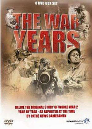 Rent The War Years Online DVD Rental
