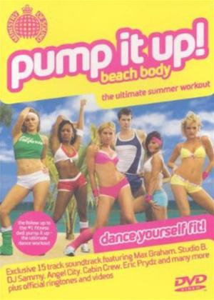 Rent Ministry of Sound: Pump It Up: The Ultimate Beach Body Workout Online DVD Rental