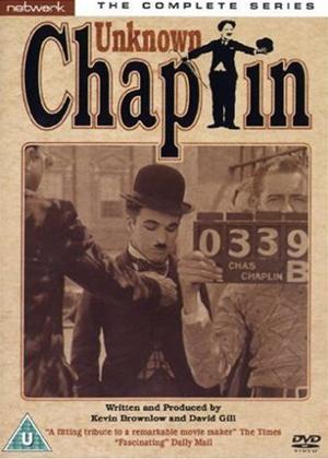 Rent Unknown Chaplin Online DVD Rental