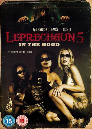 Rent Leprechaun 5: In the Hood Online DVD Rental