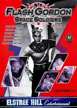 Rent Flash Gordon: Space Soldiers: Vol.1 Online DVD Rental