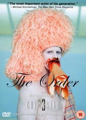 Rent The Order: Cremaster 3 Online DVD Rental