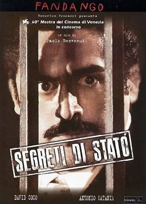 Rent Secret File (aka Segreti di stato) Online DVD Rental