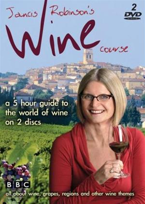 Rent Jancis Robinson's Wine Course Online DVD Rental
