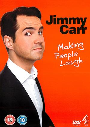 Rent Jimmy Carr: Making People Laugh Online DVD Rental