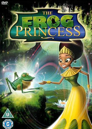 Rent The Frog Princess Online DVD Rental