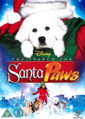 The Search for Santa Paws Online DVD Rental