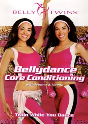 Rent Belly Twins: Bellydance Core Conditioning Online DVD Rental