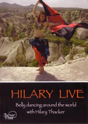 Rent Hilary Live: Belly Dancing Around the World with Hilary Thacker Online DVD Rental