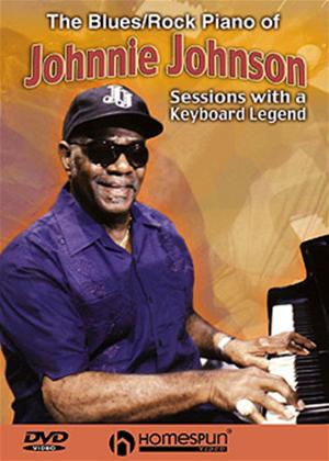 Rent The Blues/Rock Piano of Johnnie Johnson Online DVD Rental