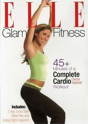 Rent Elle Glam Fitness: Complete Cardio Workout Online DVD Rental