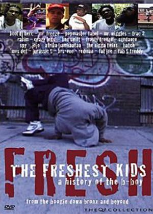 Rent The Freshest Kids: A History of the B-Boy Online DVD Rental