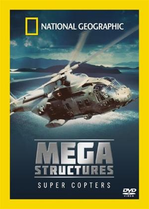 Rent National Geographic: Megastructures Super Copters Online DVD Rental