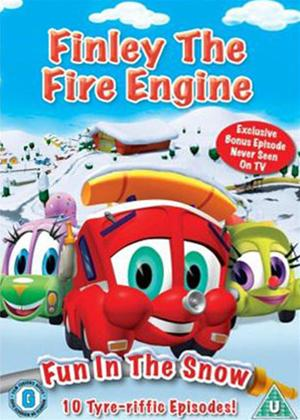 Rent Finley the Fire Engine: Fun in the Snow Online DVD Rental