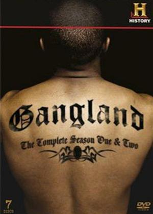 Rent Gangland: Series 1 and 2 Online DVD Rental