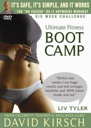 Rent Ultimate Fitness Boot Camp with David Kirsch Online DVD Rental