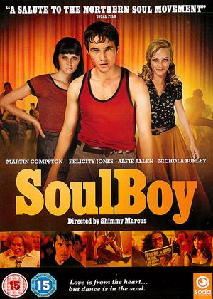 Rent Soulboy Online DVD Rental