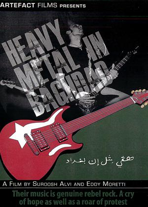 Rent Heavy Metal in Baghdad Online DVD Rental