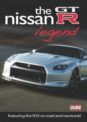 Rent The GTR Nissan Legends Online DVD Rental