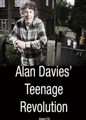 Rent Alan Davies Teenage Revolution Online DVD Rental