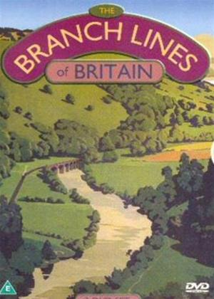 Rent The Branch Lines of Britain Online DVD Rental