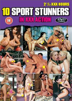 Rent 10 Sport Stunners in XXX Action Online DVD Rental