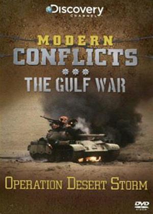 Rent Modern Conflicts Gulf War: Operation Desert Storm Online DVD Rental