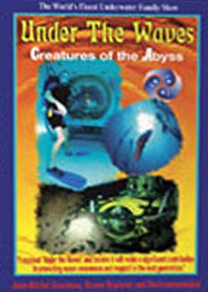 Rent Under the Waves: Creatures of the Abyss Online DVD Rental