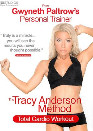 Rent The Tracy Anderson Method: Total Cardio Workout Online DVD Rental