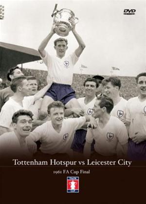Rent Tottenham Hotspur V Leicester City: 1961 FA Cup Final Online DVD Rental