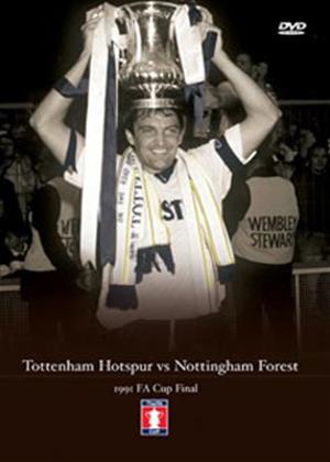 Rent Tottenham Hotspur V Nottingham Forrest: 1991 FA Cup Final Online DVD Rental