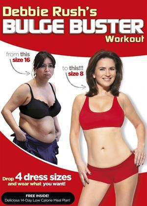Rent Debbie Rush's Bulge Buster Workout Online DVD Rental