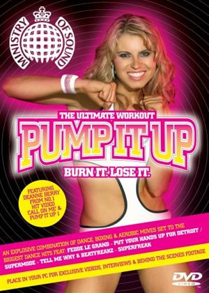 Rent Ministry of Sound: The Ultimate Workout: Pump It Up, Burn It, Lose It Online DVD Rental