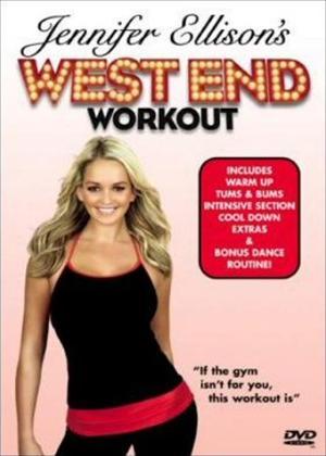 Rent Jennifer Ellison: West End Workout Online DVD Rental
