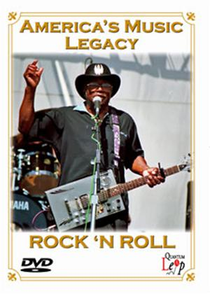 Rent America's Music Legacy: Rock 'N Roll Online DVD Rental