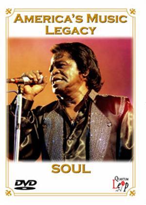 Rent America's Music Legacy: Soul Online DVD Rental