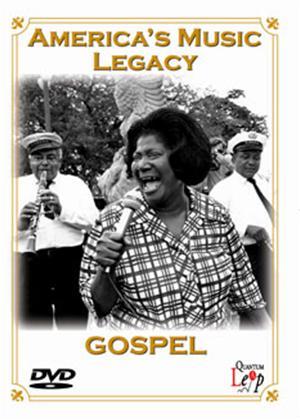 Rent America's Music Legacy: Gospel Online DVD Rental