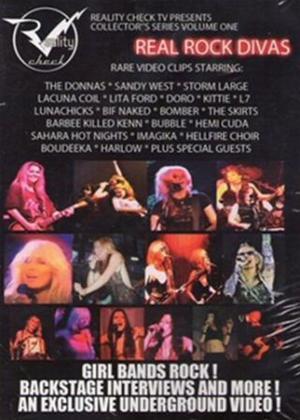 Rent Real Rock Divas Online DVD Rental