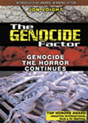 Rent The Genocide Factor: Genocide: The Horror Continues Online DVD Rental