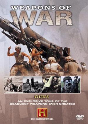 Rent Weapons of War: Guns Online DVD Rental